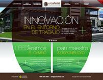WEB: Centro Corporativo El Cafetal