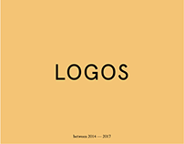 Selected Logo Works 2014 - 2017
