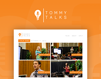 Tommy Talks · Web