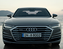 Reveal AUDI A8 Commercial worldwide