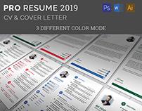 Pro Resume