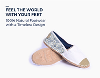 Navegante: 100% Natural Footwear with a Timeless Design