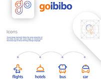 goibibo Brand Identity