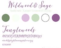 Wildwood & Sage Branding