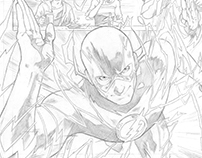 THE FLASH (sample pages)