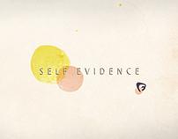 Self Evidence