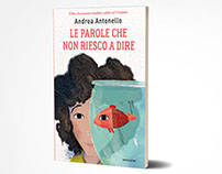 Cover and illustrations. Le parole che non ti ho detto'