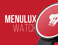 MediaTayf - Menülüx Watch UX&UI Design