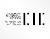 Logo et ligne graphique CIC