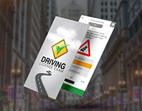Driving Test - App Design
