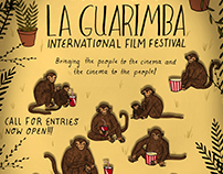 2016 La Guarimba International Film Festival Poster