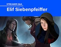 STREAMER Q&A: Elif Siebenpfeiffer