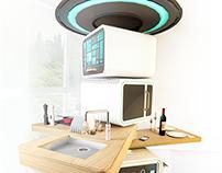 Turn - Mini Kitchen