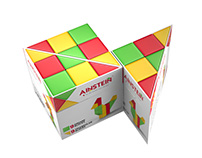 Package design & CGI for Ainstein Toys