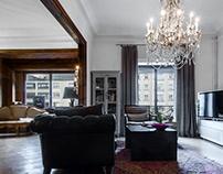 Pau Casals Apartment by Ana Engelhorn Interior Design L