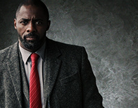 Luther tv series poster