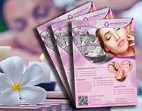 ''SPA BEAUTY FLYER''