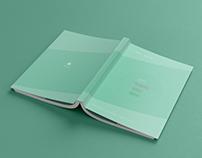 2018 NOTEBOOK COVER DESIGN