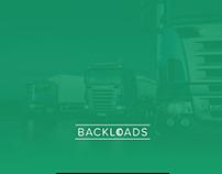 Backloads Courier Service App