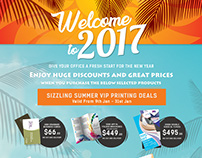 Welcome to 2017 Summer Promo Campaign for HPP