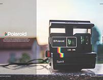 POLAROID | UI/UX DESIGN