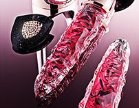 Shard, perfume vial concept