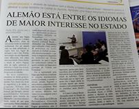 Matéria especial Jornal Vanguarda
