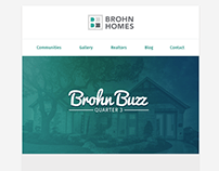 Brohn Buzz Newsletter Email