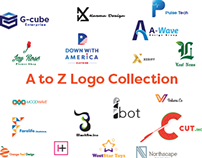 A to Z logo Collection