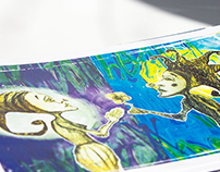 MIMOMIMA (HandMade Posters, Illustration,design)