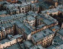 The Roofs of Petersburg
