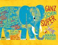 Children's book: Ganz schön super