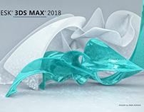 Splash Screen-3DS MAX 2018