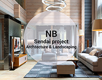 Sendai Interior Design