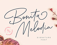 Bonita Melodia Script