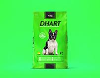 Embalagem Dhart