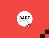 Bartschool - Landing Page