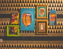 Exposição Mucha Arte, Madre Mia - 2016