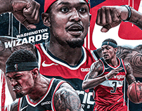 Bradley Beal #3 | Washington Wizards