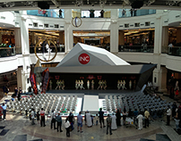 Fashion Show in Mall of the Emirates - Dubai,UAE