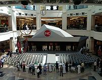 Fashion Show in Mall of the Emirates - Dubai,UAE