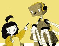 Hanako and the Robot