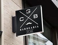 Branding GCB Barbearia