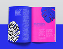 Tropic Novella Design