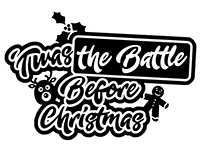 'Twas the Battle Before Christmas