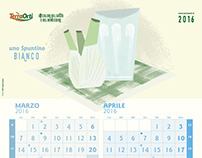 Calendario illustrato _ Terra Orti