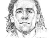 Loki quick sketch