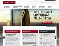 Educause.edu Redesign