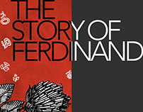 The Story Of Ferdinand. Social Media and Video Files.