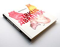 Cirkus Abrafrk book design